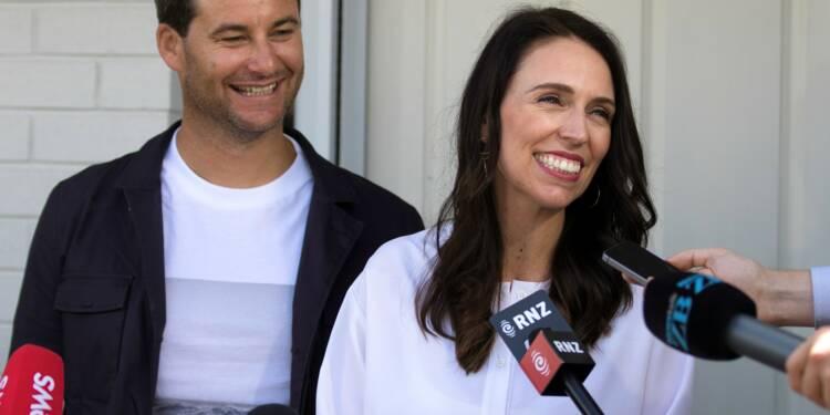 Nouvelle-Zélande: la Première ministre annonce qu'elle est enceinte