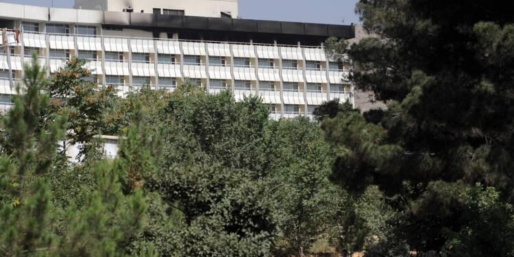 Douze heures de cauchemar dans un hôtel de luxe de Kaboul, au moins 6 morts