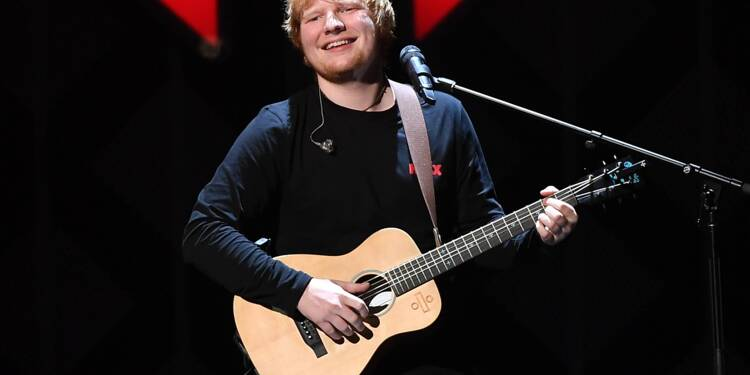 Le chanteur britannique Ed Sheeran va se marier