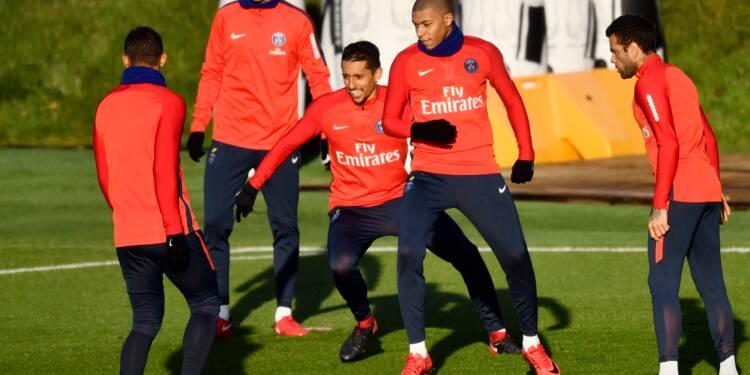 Ligue 1: un choc Lyon-PSG, Bordeaux en plein chambardement