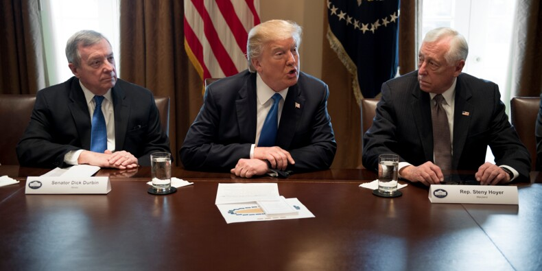 """Les Etats-Unis toujours en """"shutdown"""" en l'absence d'accord budgétaire"""
