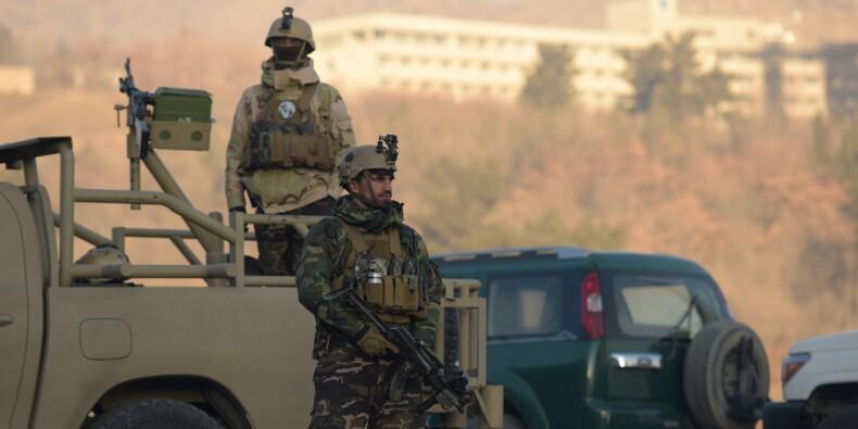 Kaboul: 6 morts et douze heures de cauchemar dans un hôtel de luxe