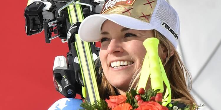 Ski: Lara Gut, enfin !