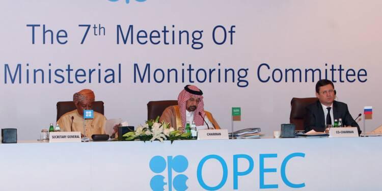 Pétrole: Ryad veut créer un cadre de coopération permanent Opep/non Opep