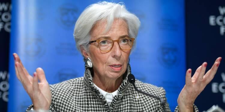 """Christine Lagarde: """"le mécontentement populaire bouillonne"""" dans les pays arabes"""
