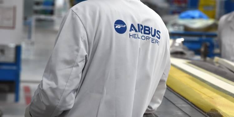 Airbus Helicopters résiste en 2017 malgré l'atonie du secteur