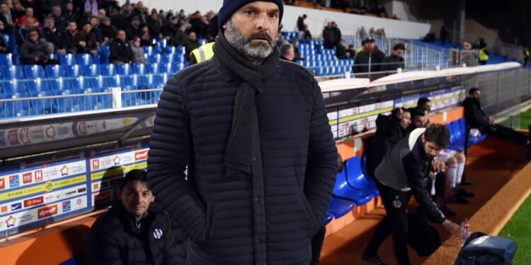 Ligue 1: l'entraîneur de Toulouse Pascal Dupraz limogé
