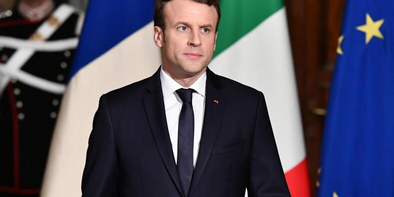 Macron chez Toyota puis à Versailles pour séduire les multinationales