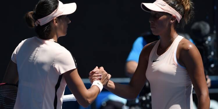 Open d'Australie: Garcia éliminée en 8e, plus de Français en lice