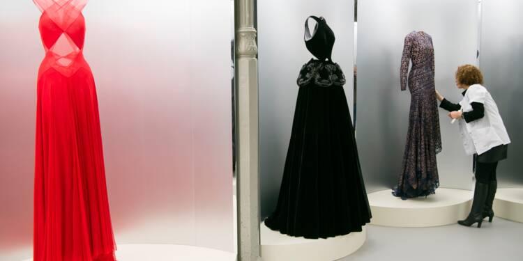 Exposition-hommage à Azzedine Alaïa, couturier à la mode éternelle