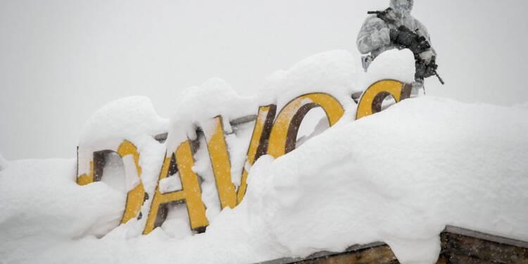 Davos serre les rangs autour de Modi et Trudeau, en attendant Trump