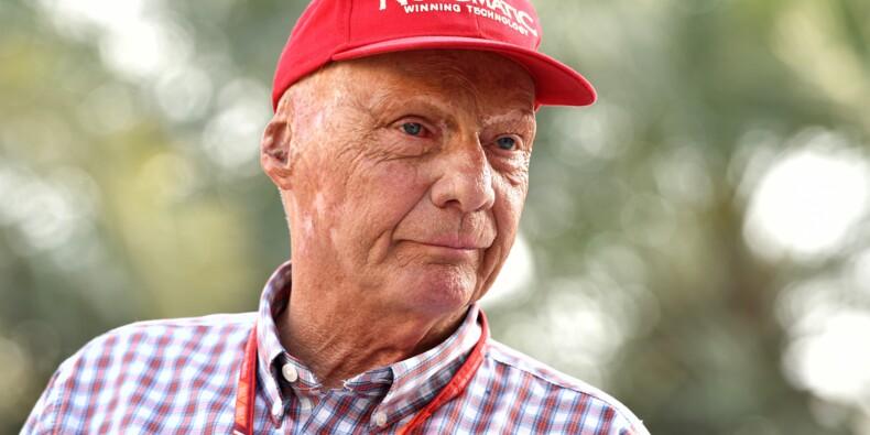 Aérien: Niki Lauda reprend les commandes de son ex compagnie-Niki