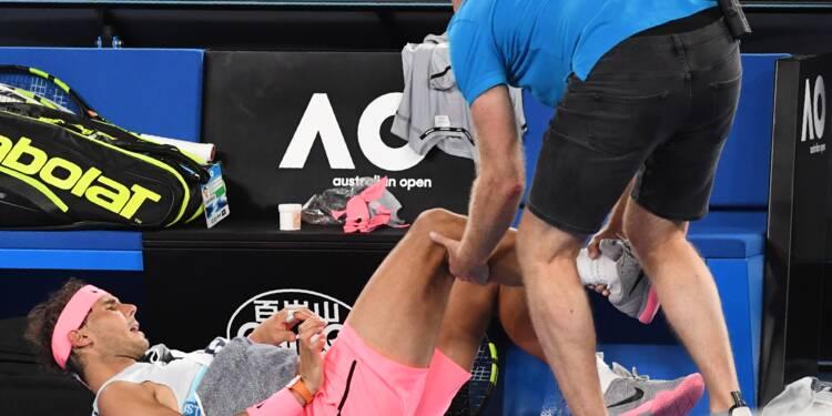 Open d'Australie: sans Nadal, le tournoi est dépeuplé