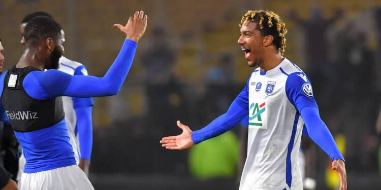Coupe de France: nouvelle claque pour Nantes et Toulouse