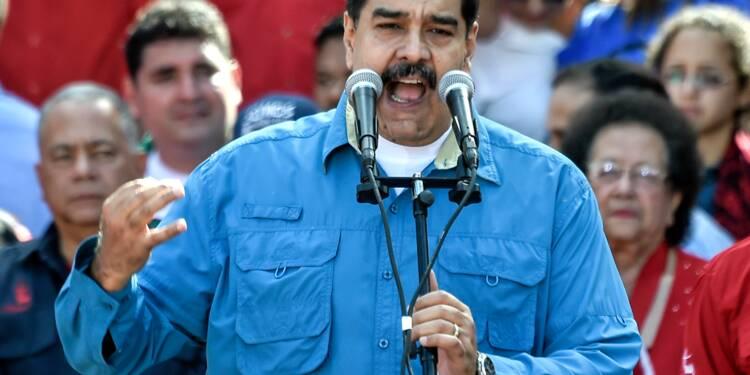 Présidentielle anticipée au Venezuela, Maduro cherche sa réélection