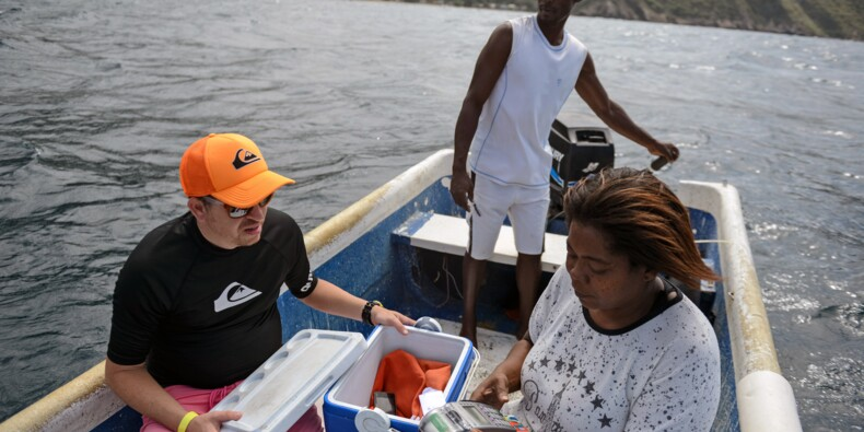 Au Venezuela, le système-D face au manque d'argent liquide
