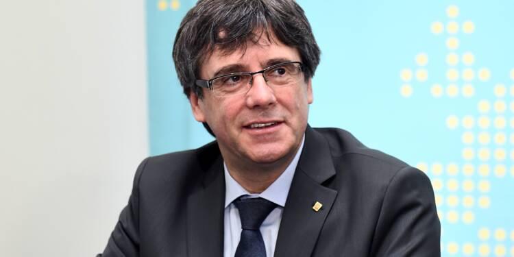 Madrid veut bloquer la candidature de Puigdemont comme président de Catalogne