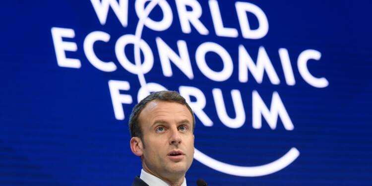 Davos, retour en cinq temps sur une semaine agitée