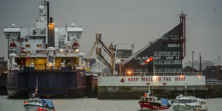 Pêche électrique: déblocage du port de Calais