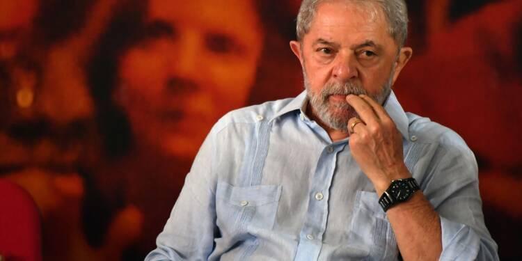 Le maintien en prison de Lula fait flamber la Bourse brésilienne !