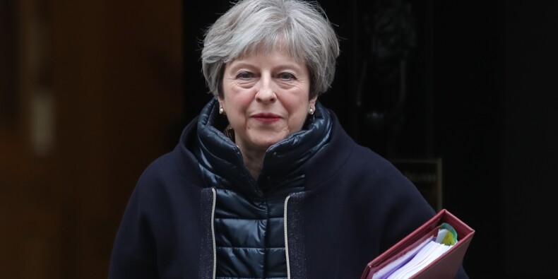 Visite de Theresa May en Chine la semaine prochaine, avec l'après-Brexit en vue