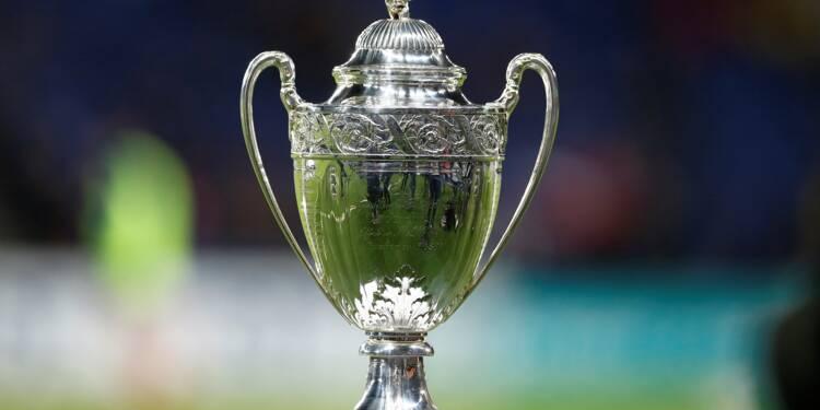 Coupe de France: Paris SG-Marseille en quart de finale