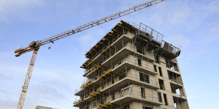 Belle année 2017 pour la construction de logements neufs en France