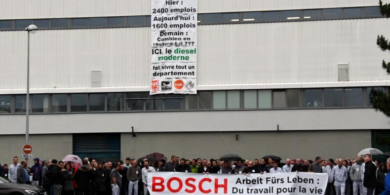 """Bosch Rodez: Bruno Le Maire """"s'est engagé à agir"""", selon l'intersyndicale"""