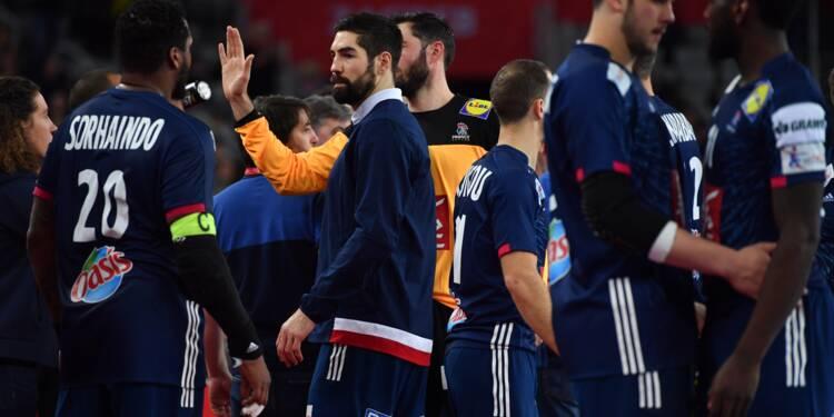 Hand: les Français tombent de haut en demi-finale de l'Euro