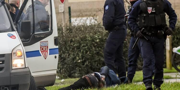 A Calais, regain de tension après un nouvel afflux de jeunes migrants