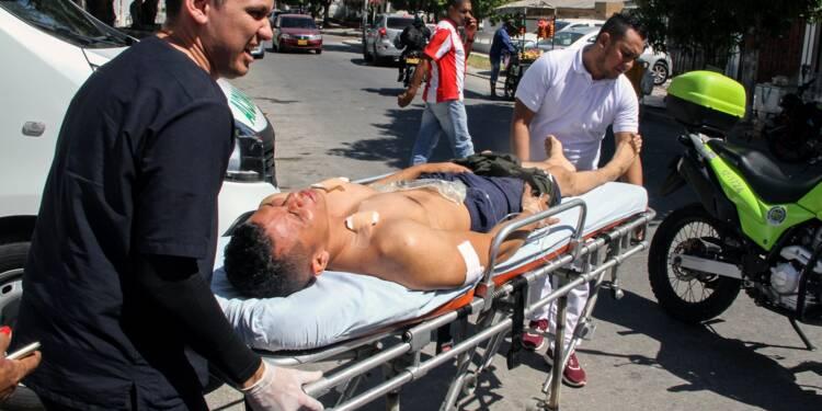 Colombie et Equateur: attentats contre la police attribuée aux narcotrafiquants
