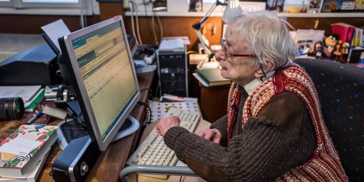 A 95 ans, la doyenne des libraires d'Allemagne ne tourne pas la page