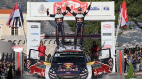 Rallye Monte-Carlo: Ogier prend la main sur 2018