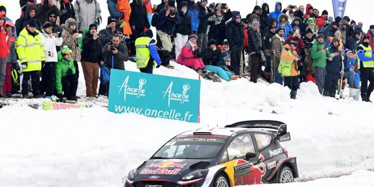 Rallye Monte-Carlo: Ogier (M-Sport Ford) remporte la 1re manche de la saison