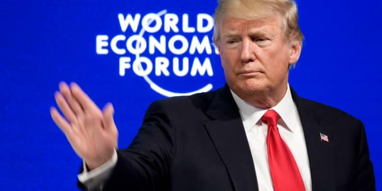"""Trump critique la politique commerciale """"très injuste"""" de l'UE"""