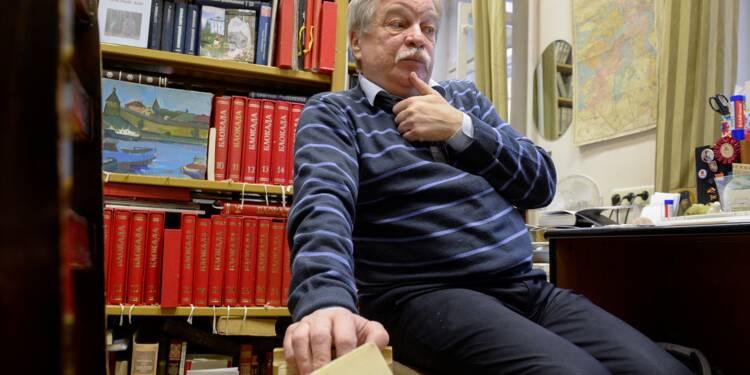 L'historien russe qui fait sortir de l'anonymat des victimes de Staline