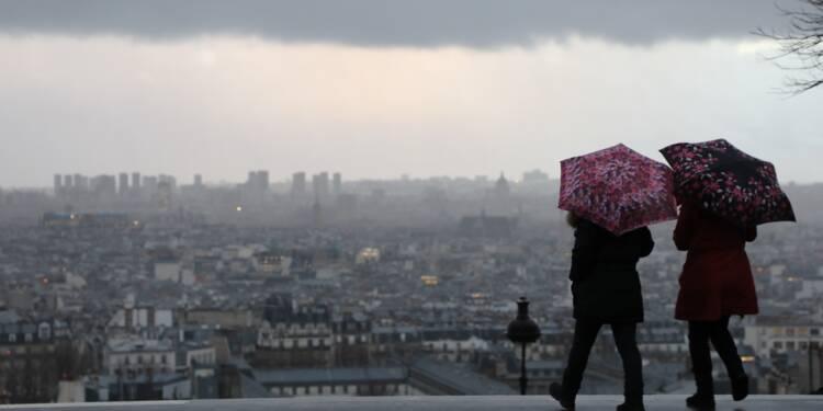 Pluie: record d'au moins 50 ans battu pour décembre-janvier en France