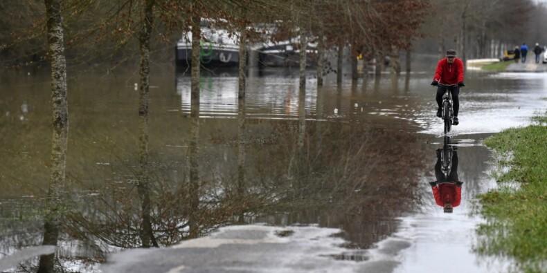 Climat: les inondations vont se multiplier en Europe, selon une étude
