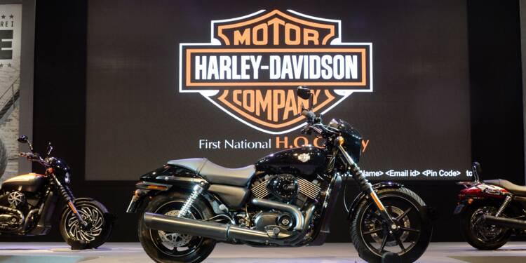 """L'UE prépare des contre-mesures concernant """"Harley-Davidson, le bourbon et Levi's"""""""