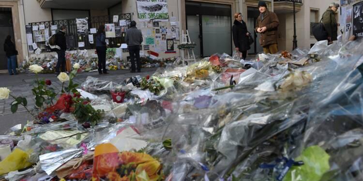 Attentats de janvier 2015 à Paris: 4 personnes en garde à vue
