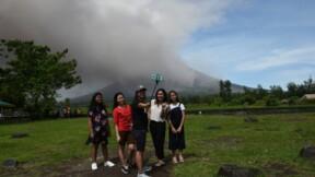 Philippines: le volcan fait des heureux dans l'industrie touristique