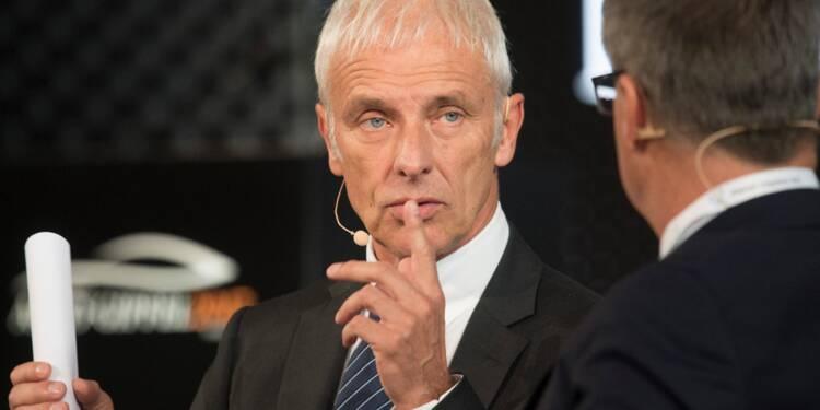 """Tests controversés: le patron de Volkswagen promet des """"conséquences"""""""