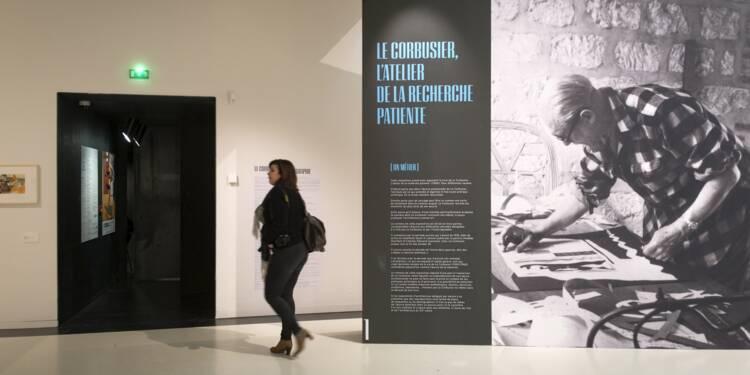 Le Corbusier au musée Soulages: le peintre derrière l'architecte