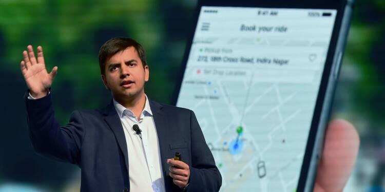 L'Indien Ola, rival d'Uber, se lance en Australie