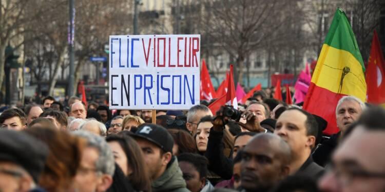 Affaire Théo: un an après, Aulnay entre oubli et tensions avec la police