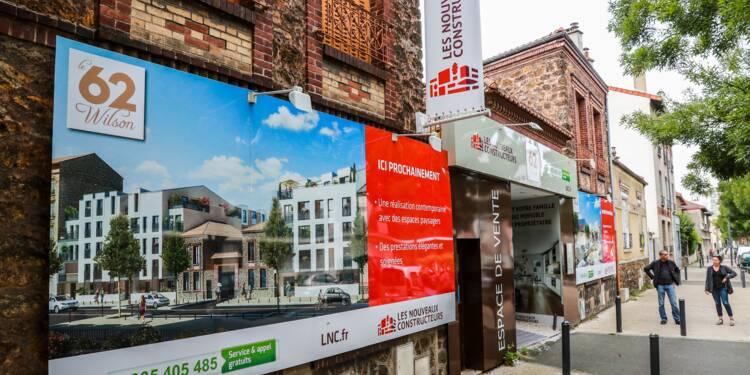 """Immobilier: 2018 sera """"dynamique"""", après l'""""excellente"""" année 2017 (Crédit foncier)"""