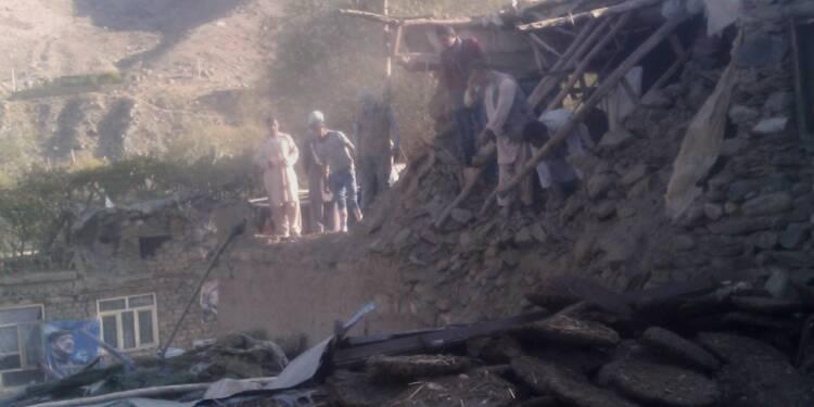 Afghanistan: un séisme de magnitude 6,1 secoue le nord-est du pays