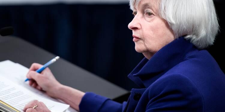 Vers un passage de témoin sans-faute entre Janet Yellen et Jerome Powell à la Fed
