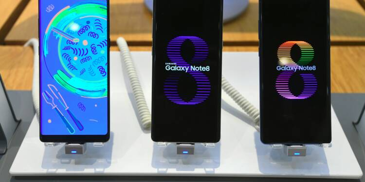 Samsung Electronics annonce un bénéfice trimestriel record
