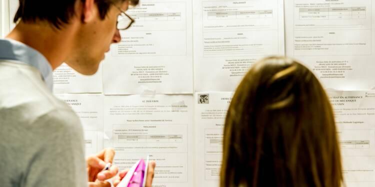 Chômage en zone euro: les jeunes toujours à la peine malgré la reprise